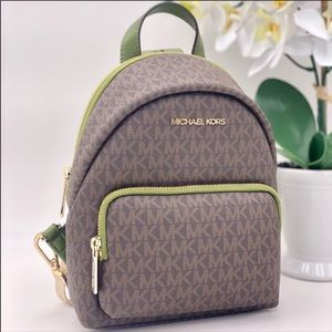Michael Kors Erin Small Convertable Backpack